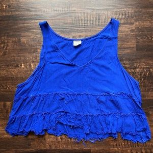 Free People Lose Fitted Tank